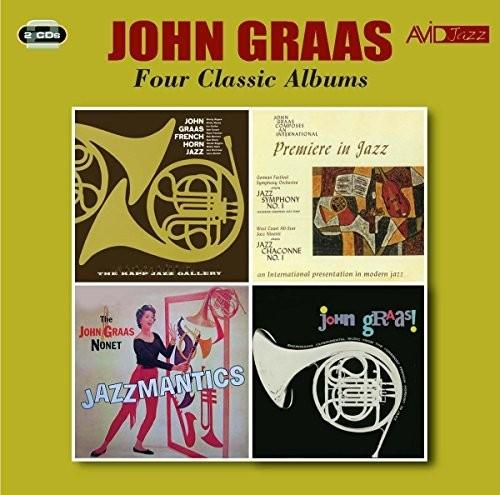 French Horn Music /  John Graas /  Jazzmatics