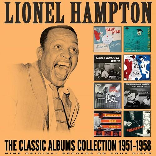 Lionel Hampton - Complete Albums Collection: 1951-1958
