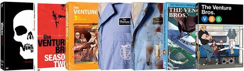 The Venture Bros.: Seasons 1-6