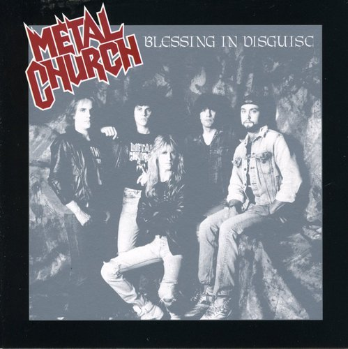Metal Church-Blessing in Disguise