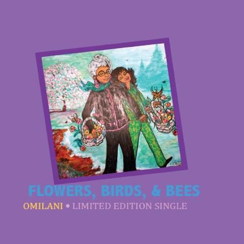 Flowers Birds & Bees