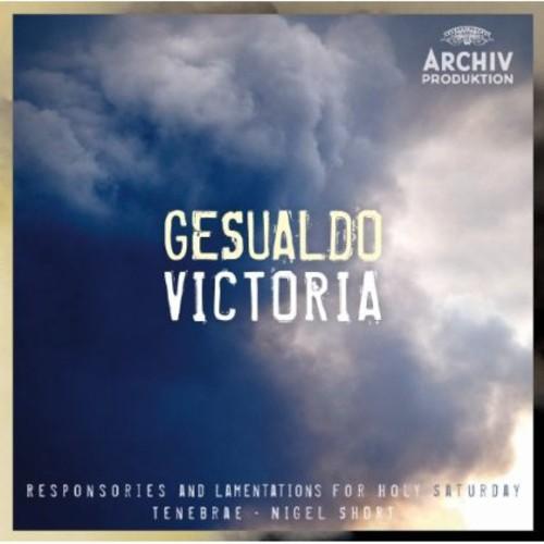 Gesualdo /  Victoria
