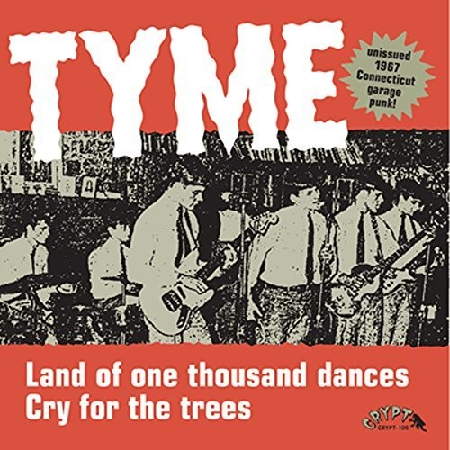 Land Of 1000 Dances /  Cry For The Trees