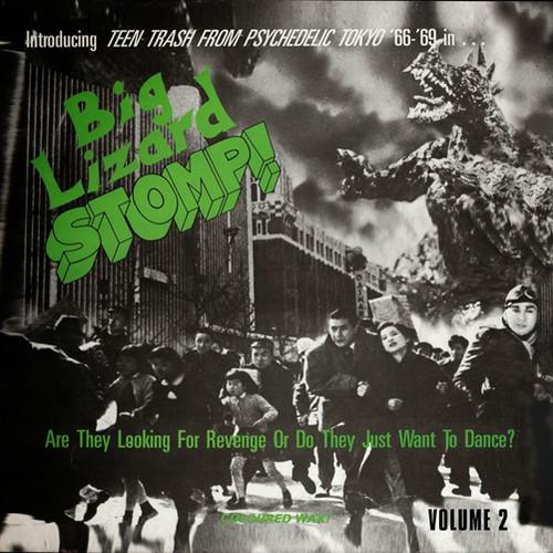 Big Lizard Stomp 2: Teen Trash from /  Various