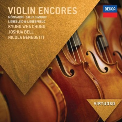 Virtuoso: Violin Encores /  Various