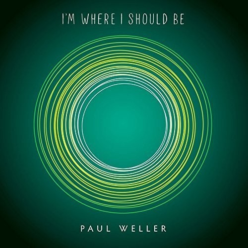 I'm Where I Should Be [Import]