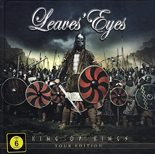 Leaves' Eyes - King Of Kings (Tour Edition)