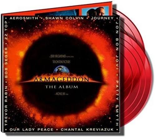 Armageddon: The Album (Original Motion Picture Soundtrack)