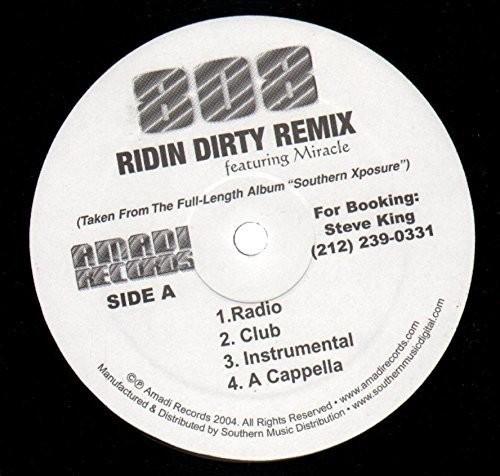 Ridin Dirty Remix