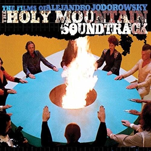 Alejandro Jodorowsky - The Holy Mountain (Original Soundtrack)