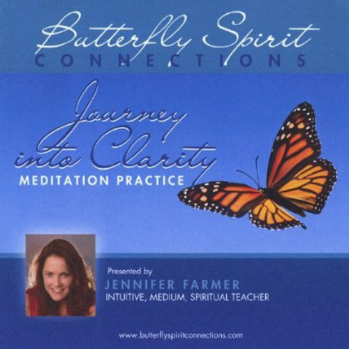Journey Into Clarity Meditation CD