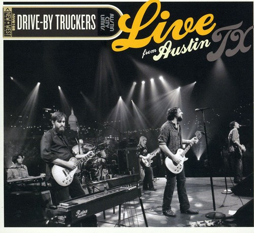 Drive-By Truckers - Live From Austin Texas (W/Dvd) [Digipak]