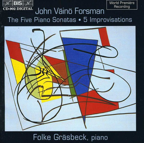 Five Piano Sonatas