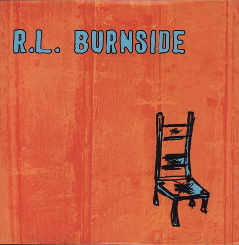 R.L. Burnside - Wish I Was in Heaven Sitting Down