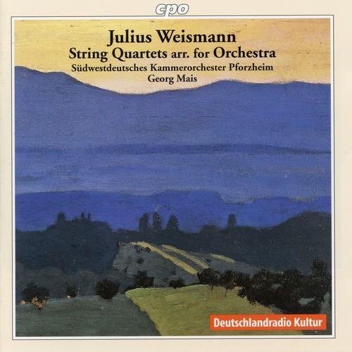 String Quartets Arr for String Orchestra