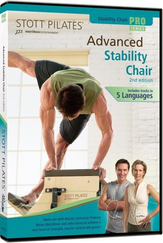 Stott Pilates: Advanced Stability Chair 2nd Edition