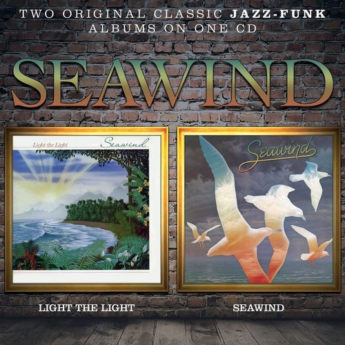 Light the Light/ Seawind [Import]