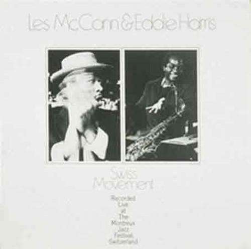 Eddie Harris/Les McCann - Swiss Movement [180 Gram]