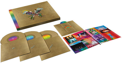 Coldplay - The Butterfly Package Live In Buenos Aires/Live In São Paulo/A Head Full Of Dreams Film [3LP/2DVD]