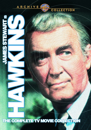 Hawkins: The Complete TV Movie Collection