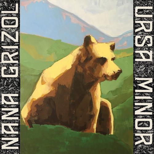 Nana Grizol - Ursa Minor (Blk)