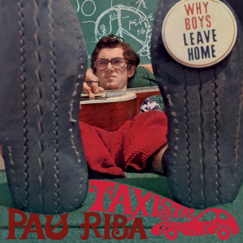Pau Riba - Taxista