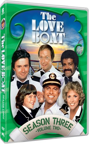 The Love Boat: Season Three Volume Two