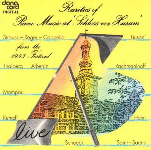 Rarities of Piano Music 1993 /  Various