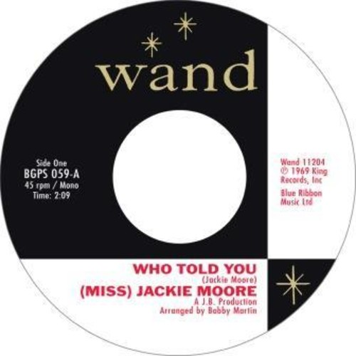 Who Told You /  Same Change [Import]