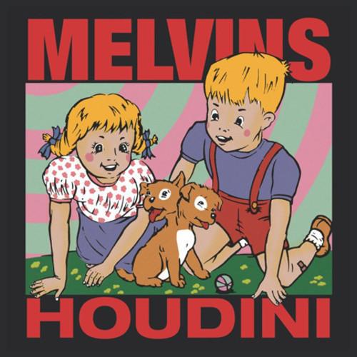 Melvins - Houdini (Bonus Track) (Gate) [180 Gram]