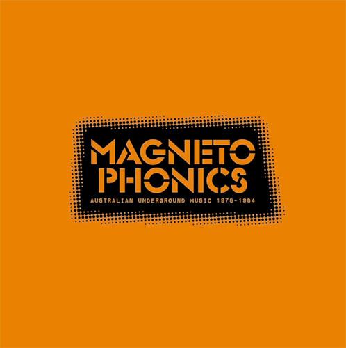 Magnetophonics - Australian Underground / Various - Magnetophonics - Australian Underground / Various