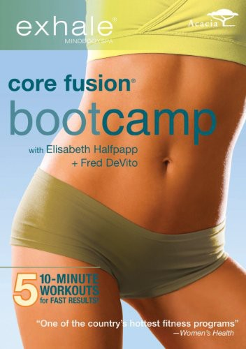 Exhale: Core Fusion Bootcamp