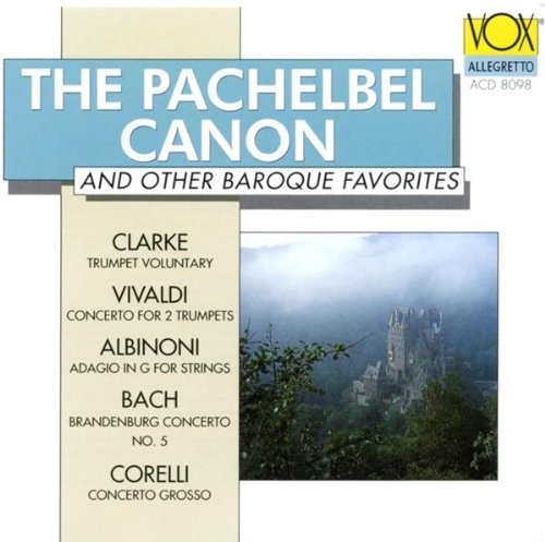 Pachelbel Canon & Others /  Various