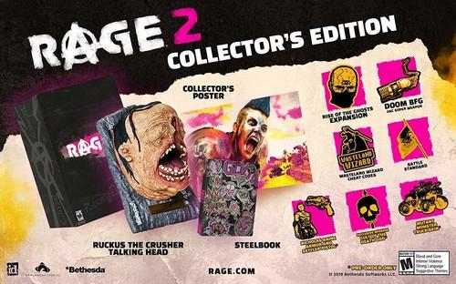 Xb1 Rage 2 CE - Rage 2 Ce