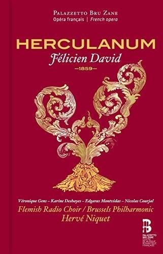 Herculanum [CD + Book]