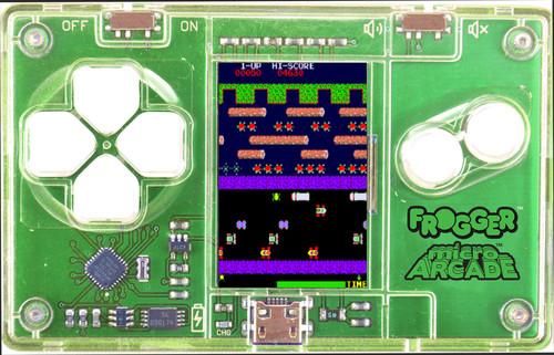 Microarcade - MicroArcade Frogger