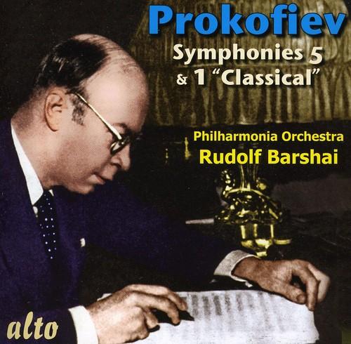 Symphonies Nos. 5 & 1
