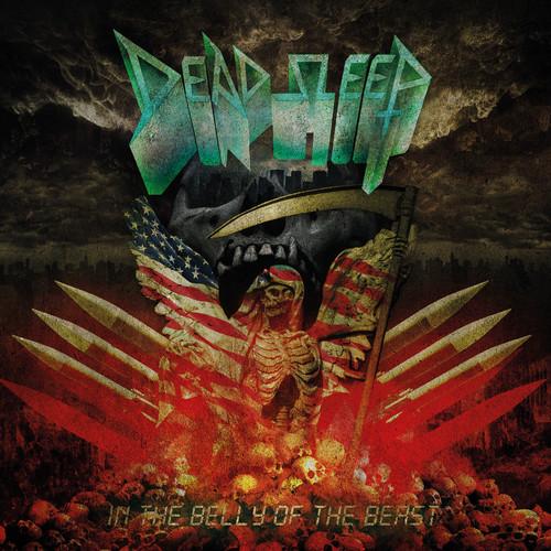 Dead Sleep - In The Belly Of The Beast (black Vinyl)