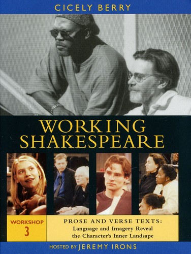 Working Shakespeare: 3