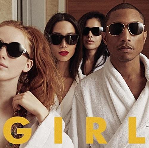 Pharrell Williams - G I R L (Gold Series)