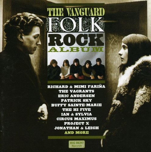Vanguard Folk Rock Album /  Various [Import]