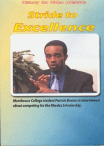 Stride to Excellence With Patrick Boston
