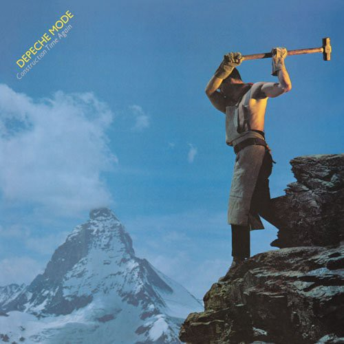 Depeche Mode - Construction Time Again (Blu)