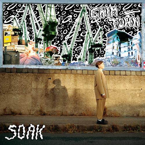 Soak - Grim Town [LP]