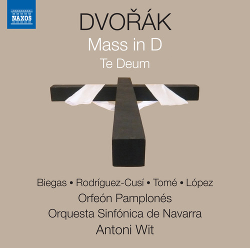 Antoni Wit - Dvo?ák: Mass In D Major, Op. 86, B. 153 & Te Deum, Op. 103, B. 176