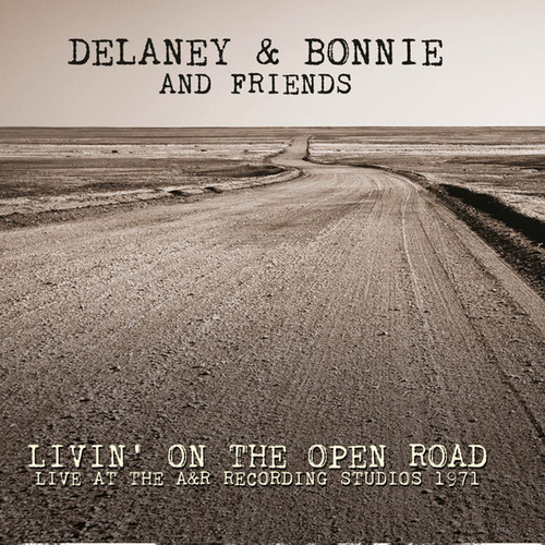 Livin' On The Open Road: Live At The A&r