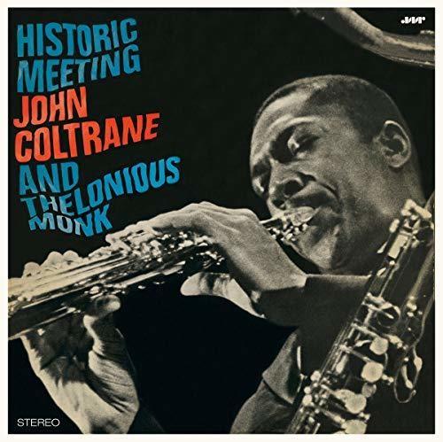 Thelonious Monk - Historic Meeting John Coltrane & Thelonious Monk