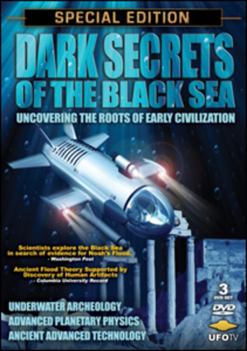 Dark Secrets of the Black Sea