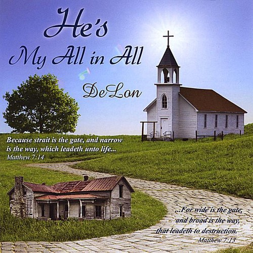 He's My All in All