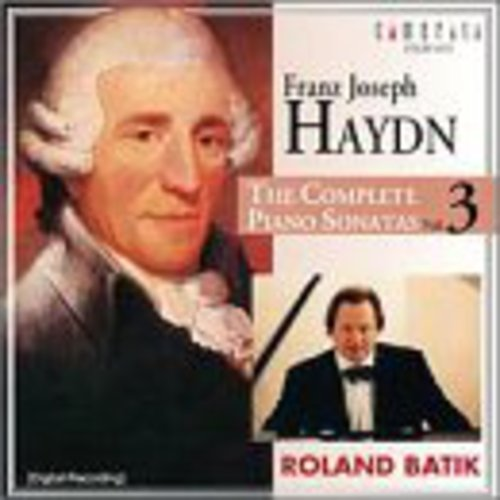 Roland Batik Plays Haydn Sonatas 1